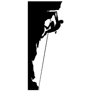 mountain climbing silhouette at getdrawings com free for personal rh getdrawings com