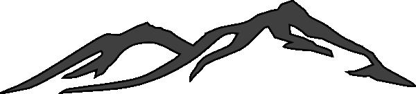 mountain peak silhouette at getdrawings com free for personal use rh getdrawings com