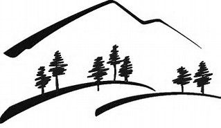 319x185 Image Result For White Mountain Silhouette Vector Free Cricut
