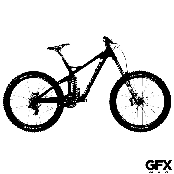 mountain silhouette clip art at getdrawings com free for personal rh getdrawings com mountain bicycle clip art mountain bike pictures clip art