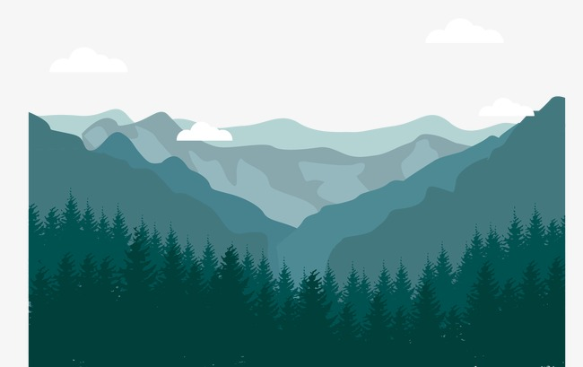 650x409 Jagged Mountain Png, Vectors, Psd, And Clipart For Free Download