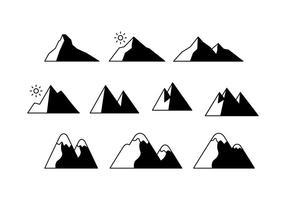 286x200 Mountain Free Vector Art