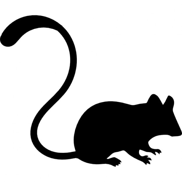 626x626 Mouse Silhouette Vectors, Photos And Psd Files Free Download