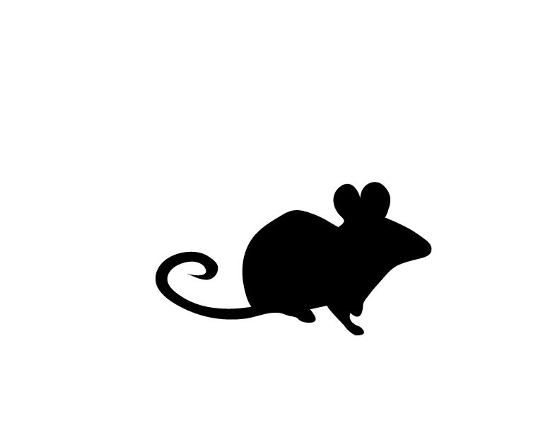 792x612 This Fresh Fossil Freebie Friday Creepy Mouse Silhouettes