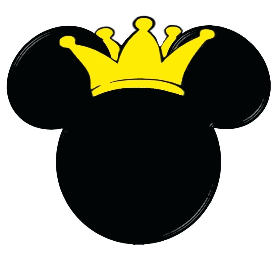 900x820 Mickey Mouse Head Silhouette As Well As Mickey Mouse Silhouette