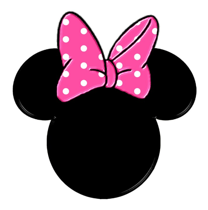 mouse silhouette clip art at getdrawings com free for personal use rh getdrawings com minnie mouse head silhouette clip art