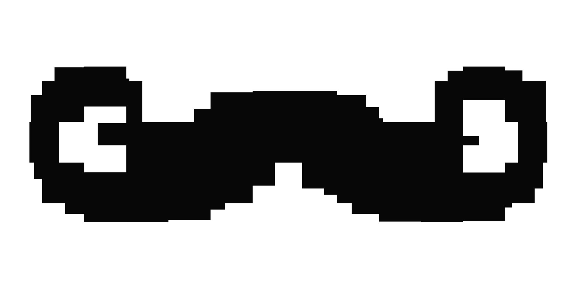 2000x992 Moustache Png Image
