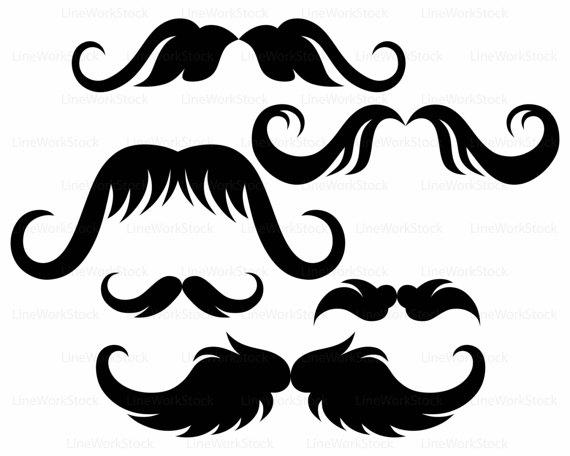 570x456 Mustache Svgmustache Clipartmustache Svgmustache Silhouette