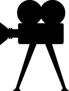 236x312 School Movie Night Clip Art