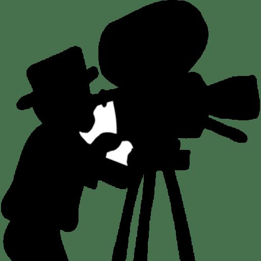 512x512 Cropped Old Movie Camera Clipart 1.png Steven Jared Mangurten