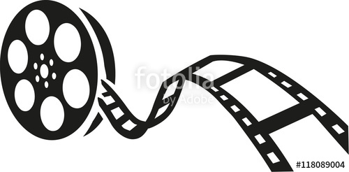 500x246 Film Reel Movie Stock Image And Royalty Free Vector Files