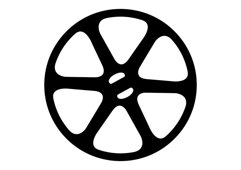 800x566 Film Reel