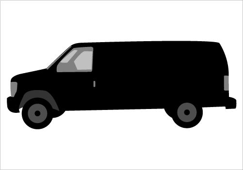 501x351 Free Truck Silhouette Clipart Silhouettes, Clip Art And Free