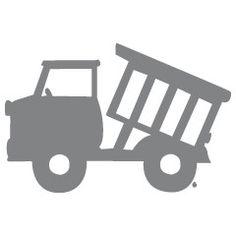 236x236 Moving Truck Clip Art Black And White