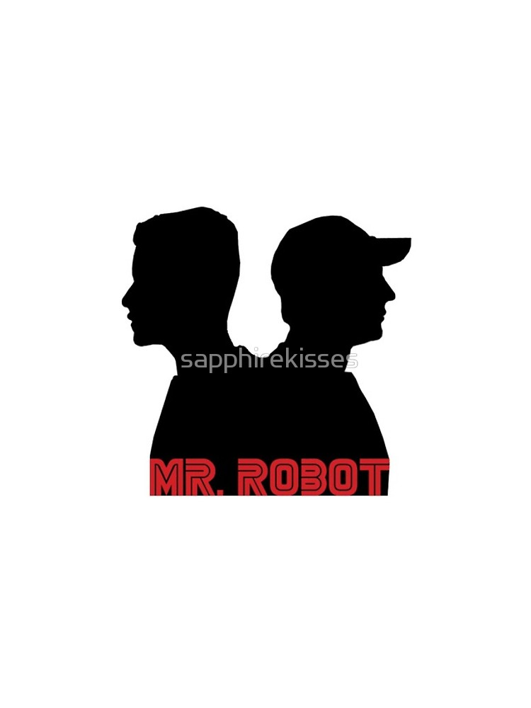 750x1000 Mr. Robot Silhouettes Iphone Cases Amp Skins By Sapphirekisses