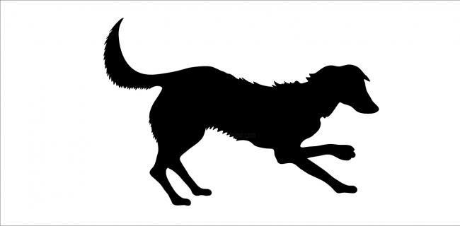 650x320 Dog Silhouette (Mr T Silappathikaram)