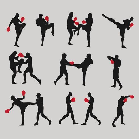 muay thai silhouette at getdrawings com free for dance victory of sompek dance victoria