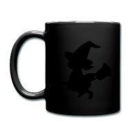 190x190 Witch Silhouette By Martmel Cus Spreadshirt