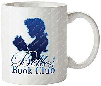 355x304 Belle's Book Club Disney Princess Beauty And The Beast Belle