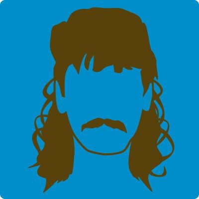 mullet silhouette at getdrawings com free for personal use mullet rh getdrawings com Mullet Hair Clip Art mullet hair clipart