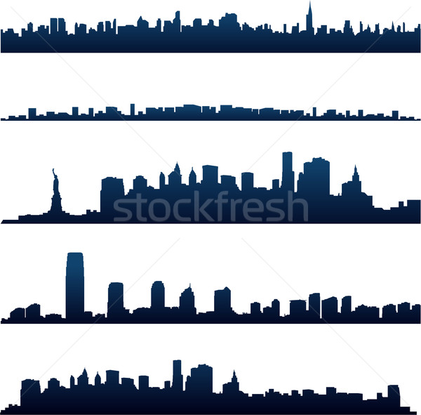 600x591 Skyline Stock Photos, Stock Images And Vectors Stockfresh