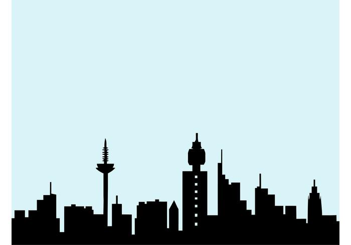 700x490 Frankfurt Skyline
