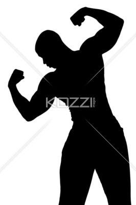 266x400 Man Flexing Muscles.