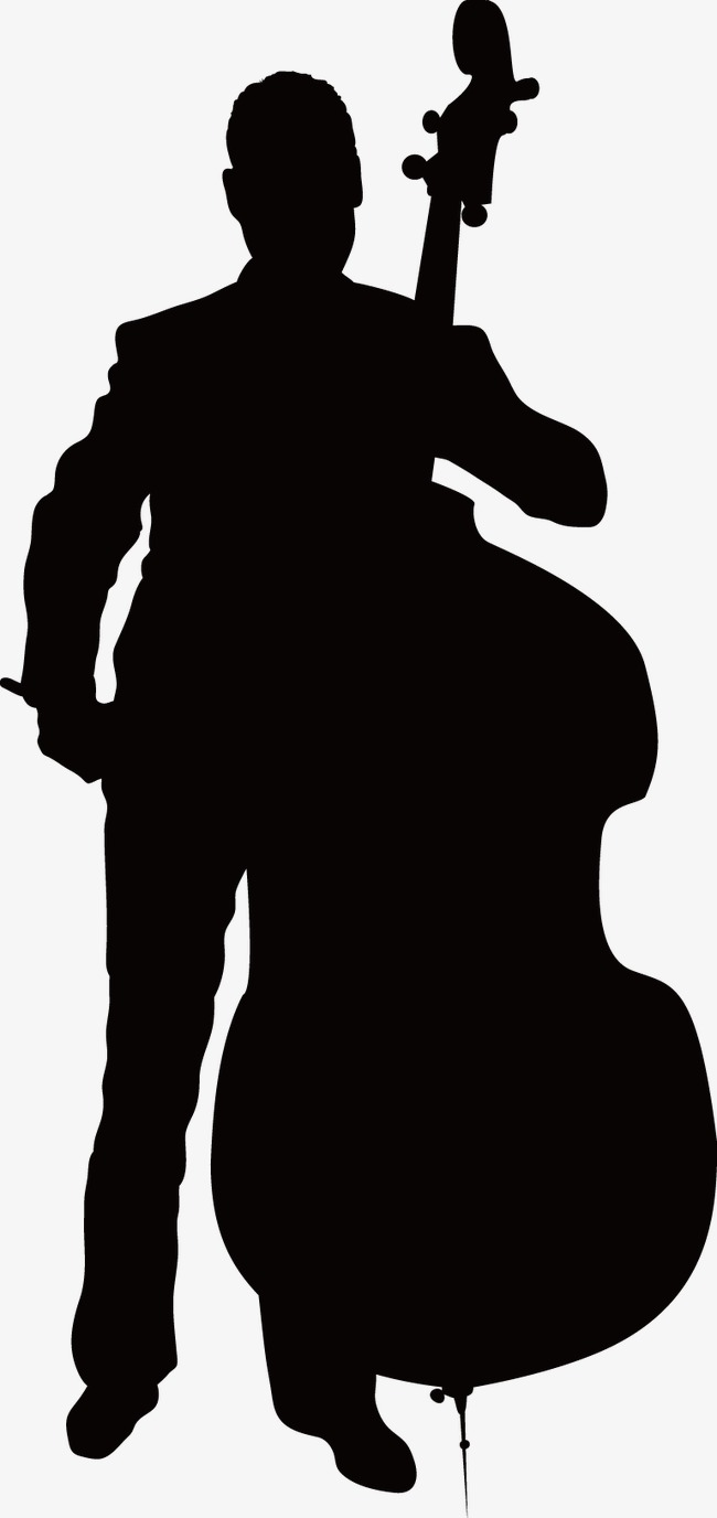 650x1376 Music Silhouette Figures, Sketch, Character Png And Vector