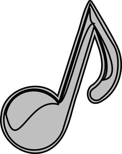music silhouette clip art at getdrawings com free for personal use rh getdrawings com music note clipart free music clipart free download