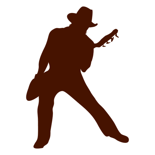 512x512 Music Bass Musician Silhouette
