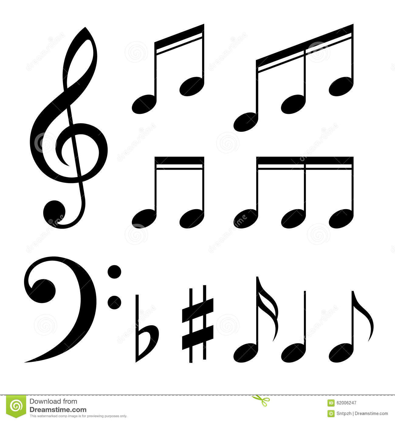 1300x1390 Free Musical Instrument Clip Art Silhouettes Library Fine Music