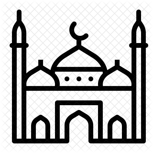 512x512 Mosque Icon