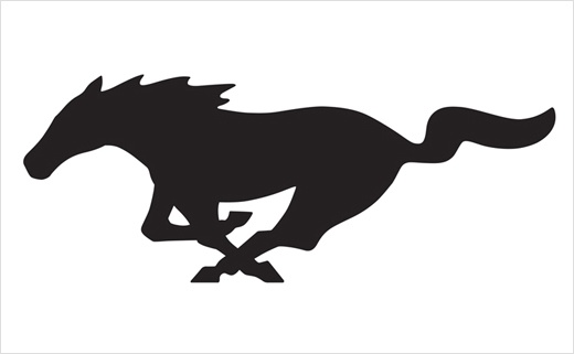 520x321 Ford Mustang Horse Silhouette Shot On Cars