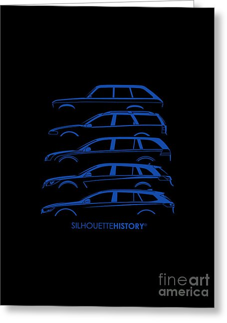 455x646 Silhouettehistory Greeting Cards