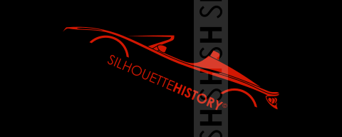 480x192 Silhouettehistory Ford Mustang Silhouettehistory Silhouettes