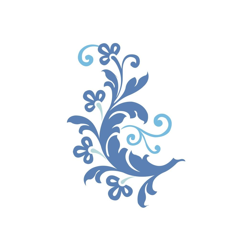 1050x1050 Flourish (Free Svg Design For Use With My Silhouette Cameo) Neat