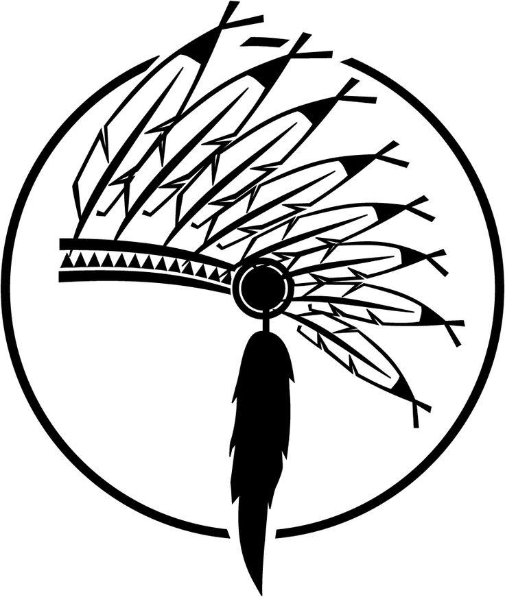 736x871 Headdress Clipart Cherokee Indian