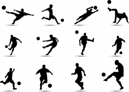 518x368 Silhouettes Free Vector Download (5,329 Free Vector)