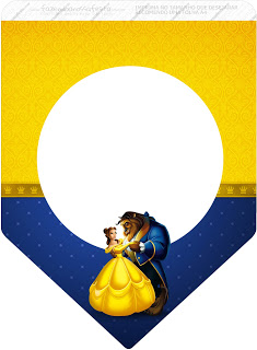 235x320 Beauty And The Beast Party Free Party Printables. Oh My Fiesta