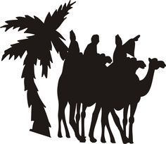236x204 Nativity Scene Silhouette And If You Want Just The Manager