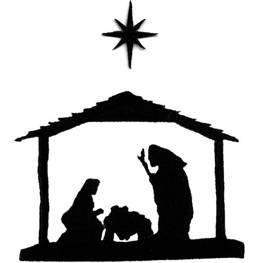 887x900 Nativity