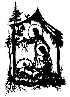 236x326 Nativity Myths Clip Art, Scene And Paper Cutting