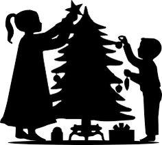 236x212 Printable Christmas Templates, Shapes And Silhouettes Christmas