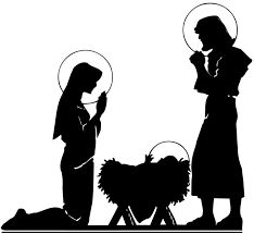 234x215 Free Silhoutte Nativity Scene Patterns Free Nativity Silhouette