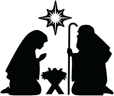 380x319 Nativity Lamp Large Black Indoor Street Lamp National Lampoons
