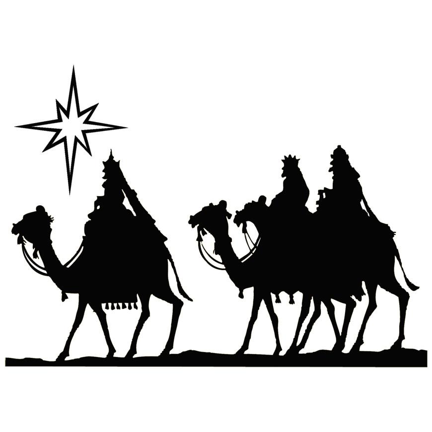 870x870 Magi Nativity Cliparts Many Interesting Cliparts