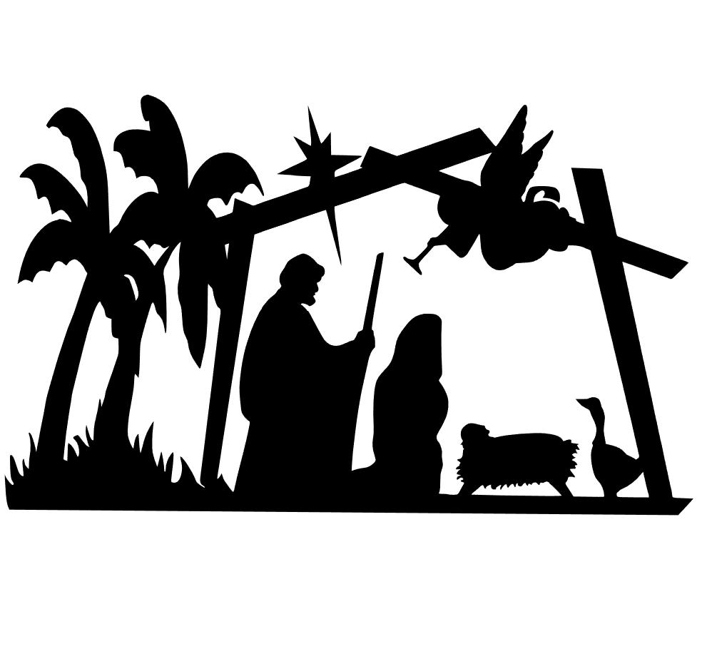 984x934 Nativity Scene Cricut Supplies And Tutorials Svg