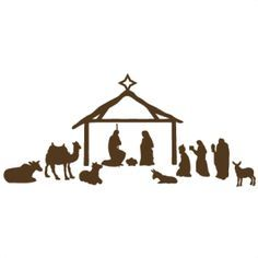 236x236 The Free Svg Blog Christmas Religious