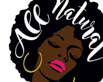 340x270 Afro Svg Natural Hair Svg Mommysilhouette Cutting File