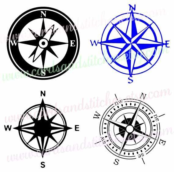 570x563 Compass Svg